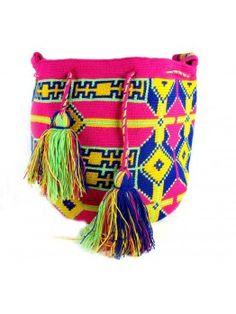 Large Mochila Wayuu bag