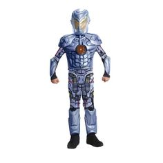 Gypsy Danger Pacific Rim Kids Costume - Officially Licensed Superhero Kids Costumes