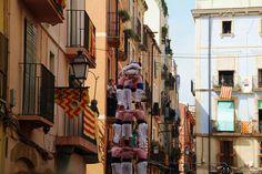 Festes de La Mercè, Barcelona, Spain