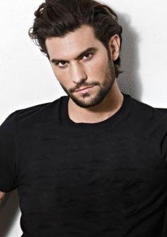 Mario d'Amico, Italian model.
