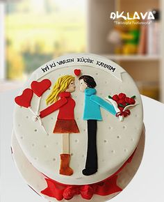 Valentine's Special Cake www. Valentine's Special Cake www. Valentine Cake, Valentine Special, Valentines, Pasta Cake, Relationship Gifts, Pakistani Bridal Dresses, Love Cake, Amazing Cakes, Snow Globes