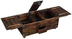 this used to be the Takka trunk from Crate & Barrel, extremely useful and versatile piece $399