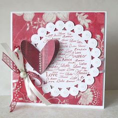 love, life and crafts Rudlis: Inspiracja z tagiem