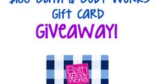 Welcome to the $100 Bath and Body Works Giveaway Event!     Hosted by: Lil' Blog and More , Coupons and Freebies Mom , and InezbyDesig...