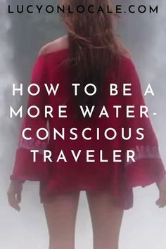 Water is one of our most valuable resources, so we need to use these strategies to conserve it when we travel. #travel #travelblog #blog #blogger #travelblogger #destination #trip #ecotravel #sustainabletravel #sustainableliving #conservation #environmentalconservation #waterconservation #greentravel #greentraveler #ecotraveler #sustainabletraveler Travel Advice, Travel Guides, Travel Tips, Travel Hacks, World Of Wanderlust, Countries To Visit, Travel Information, Amazing Destinations, Us Travel