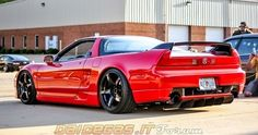 Dream could quite possibly come to life someday.  Acura NSX  extreme - http://extreme-modified.com/