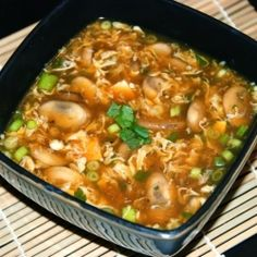 Hot and Sour Soup - This at-home version is even better than take-out!