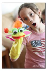 DIY Puppet Kits for Kids