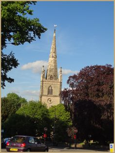 St James in Warwick on the Avon. #england #churches #cathedrals