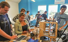 MakerSpace: The Online Community for Makers.