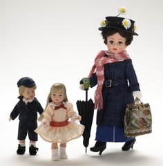 Madame Alexander Mary Poppins Set