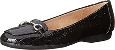 Naturalizer Womens Cale Black Loafer 85 M B *** You can find more details by visiting the image link. (It is an affiliate link and I receive commission through sales)