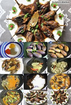 Doi Begun | Dahi Baingan (Eggplants in Yoghurt Gravy – Bengali Style) recipe step by step