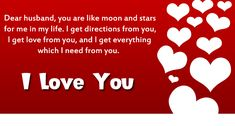 Love You Messages For Husband – Love Sayings For Him On Every Occasion I Love You Husband, Message For Husband, Love You A Lot, Life After Marriage, Good Marriage, Happy Smile, Make Me Happy, Love You Messages, Perfect Word