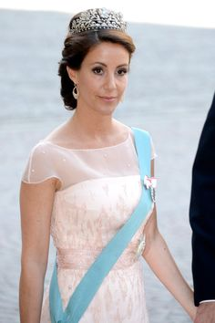 Princess Marie - The Wedding Of Princess Madeleine & Christopher O'Neill