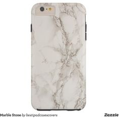 Marble Stone Tough iPhone 6 Plus Case (62 AUD) ❤ liked on Polyvore featuring accessories and tech accessories