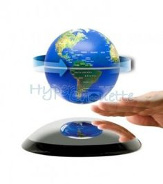 Globe terrestre flottant avec base ronde Terrestre, Jouet, Moteur, Objets, Lévitation  Magnétique e0c6980a681e