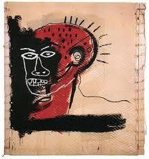 Jean- Michel Basquiat - Urban Art - Underground Style - Neo Expressionism - Untitled - 1984