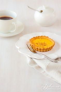 Custard Tarts recipe | deliciouseveryday.com