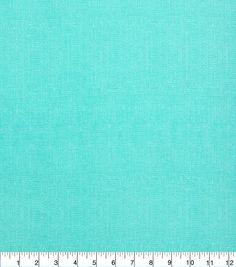 Keepsake Calico Burlap Texture Cotton Fabric 43''-Aqua
