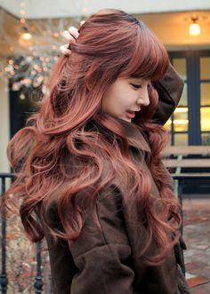 OMG!!! what a beautiful hair!!