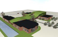 Onderwijscentrum Oude Pekela | Thermal Comfort Systems