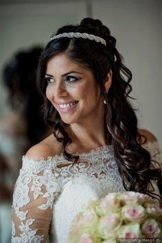 20 acconciature sposa per capelli lunghi da provare assolutamente 4b90a97c8330