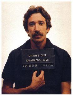 Celebrity Mug Shots: Tim Allen mug shot.