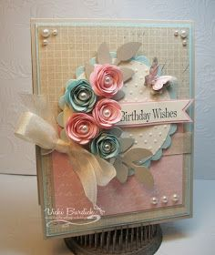It's a Stamp Thing: Splitcoast Color Challenge.....Birthday Wishes