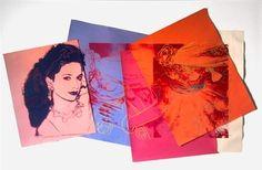 Andy Warhol's Fashion #art @Donna Martell-Warhol