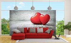 Trochę czerwieni http://mural24.pl/konfiguracja-produktu/76836212/ #fototapeta #homedecor #aranżacjawnętrz #wystrójwnętrz #decor #desing
