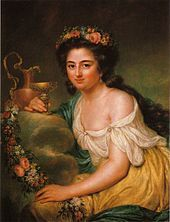 Henriette Herz   (* 5. 9. 1764 Berlin; † 22. 10. 1847 in Berlin) Eine der führenden Berliner Salonnièren der Frühromantik /One of the leading Berlin Salonnièren of early Romanticism.