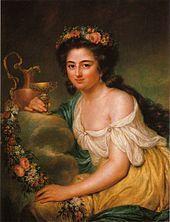 Henriette Herz   (* 5. 9. 1764 Berlin; † 22. 10. 1847 in Berlin) Eine der führenden Berliner Salonnièren der Frühromantik /One of the leading Berlin Salonnièren of early Romanticism.