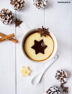 Windmelodie ♫: REZEPT: Winterlicher Apfel-Zimt-Punsch ★ mit gesunden Haferflocken-Cookies und meine Eichhörnchen-Liebe!