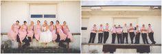 By Kara - Kara Evans - Jacksonville IL Wedding Photographer - Illinois College - Blush Pink Wedding - Blush Pink Lace Gown - Blush Pink Wedding Dress - Blush Bridesmaid Dress