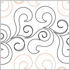 """A single row is 9"""" wide– printed with one row – 144"""" long   © 2013 Patricia E. Ritter & Denise Schillinger  * This design is available in both paper and digital. Please select your preference below.  All digital designs include the following conversions:  CQP, DXF, HQF, IQP, MQR, PAT, QLI, SSD, TXT, WMF and 4QB or PLT. Most designs also include a DWF, GIF and PDF. This pattern was converted by Digitech."""