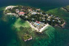 Gran Bahia Principe Cayo Levantado  Bacardi Island  judy cayo