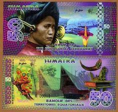 UNC /> Monkey Zanzibar 500 E Francs POLYMER 2015 Equatorial Territories