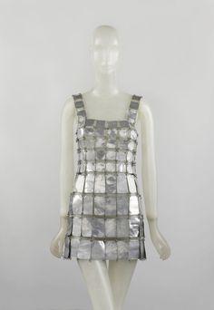 Paco Rabanne Metal Dress, 1967
