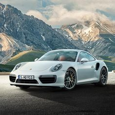 Eminence does not come from making grand statements. Sometimes a single unveiling suffices. The all new 911 Turbo.
