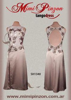 Vestido Tango Escenario SH1340