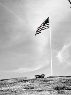 Fort Boreman Hill, Parkersburg WV