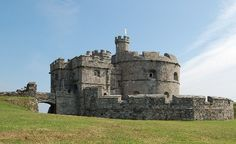 Pendennis Castle near Falmouth | English Heritage/Historic England spring makeover | The Valley Cornwall | http://www.thevalleycornwall.co.uk/blog/2015/03/31/english-heritage-properties-undergo-spring-makeover-ready-for-big-reopening/