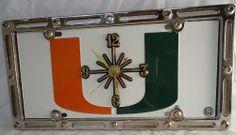 "1 , Quartz Clock, on, ""UNIVERSITY of MIAMI"", Metal Sign, on a, Metal, Slotted Rim, Frame,,29B5.3&6A2.8,,,SHIPPED USPS,,,, ASTRODEALS,http://www.amazon.com/dp/B00ET56GC8/ref=cm_sw_r_pi_dp_OaC8sb0RS4QEX8CY"