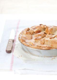 Torta di mele in crosta di parmigiano (si, davvero… :-)