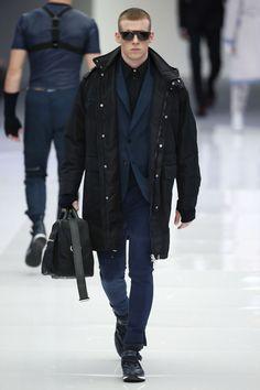 Versace   Menswear - Autumn 2016   Look 30