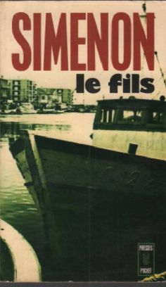 Le fils, Simenon Georges Presses Pocket 1973