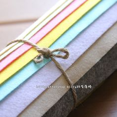 w508_95 - Wool Felt Sheets - scrap bundle - (30cm x 30cm) X 10 pieces by billycottonshop0413 on Etsy