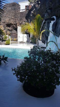 Casa del vulcano, Cèsar Manrique River, Mansions, House Styles, Outdoor, Design, Home Decor, Home, Lanzarote, Outdoors