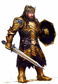 Throughout their existence, the so-called Naugrim, or Dwarves, have been experts at making and using various weaponry, with no equal. This skill comes from the Vala Aulë the Smith, who crafted the Dwarves at the beginning of Arda. The list of common Dwarven weaponry goes on and on, and from their very origin each type, including bows and crossbows, has retained a unique Dwarven identity and respect among other cultures. The Dwarven axe is the most famous and as a result the standard…